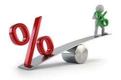 Zinsen: Fiskus noch mit einer Top-Rendite bei Steuernachzahlungen und -erstattungen