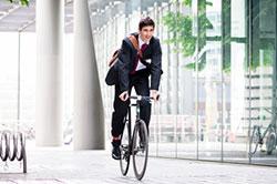 Fahrrad vom Chef: Lieber steuersicher auf den Sattel schwingen