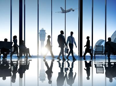Wie der Fiskus bei Geschäftsreisen ins Ausland hilft