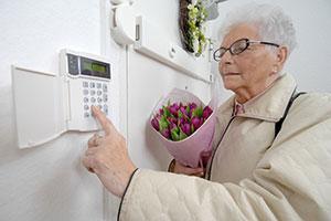 Das Finanzamt hilft beim Einbruchschutz mit