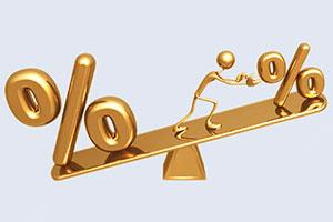 Oberste Finanzrichter beim Zinssatz uneins